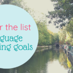 Language goals for February 2017