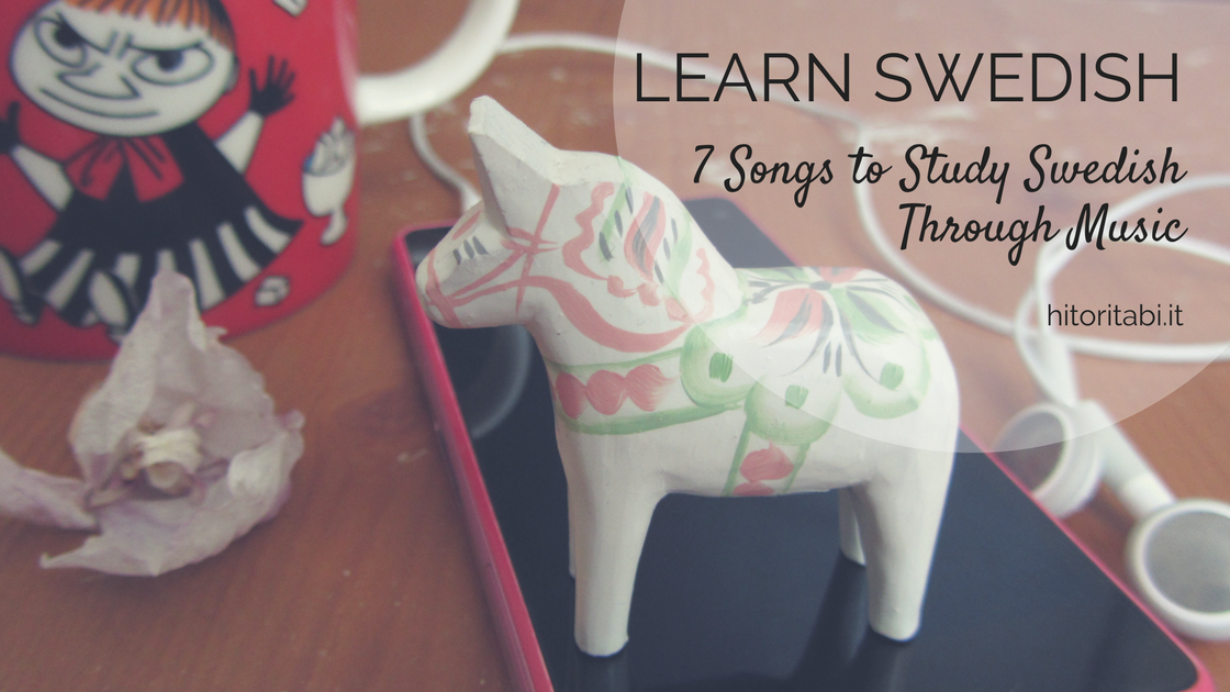 Songs to Learn Swedish Through Music
