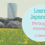 Learn Japanese through movies