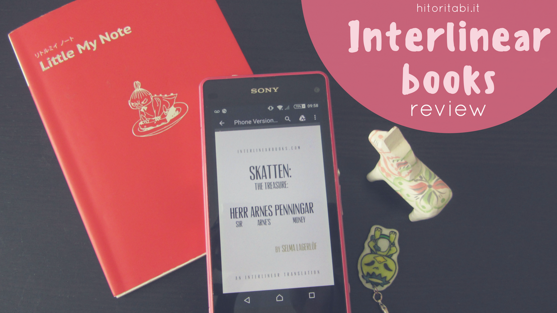 Read between the lines: Interlinear Books Review