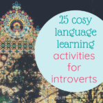 language learning activities for introverts