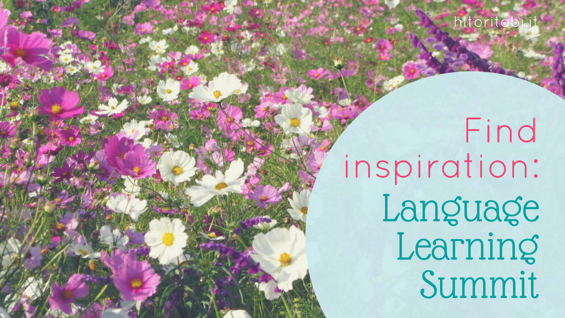 Find new inspiration: Language Learning Summit
