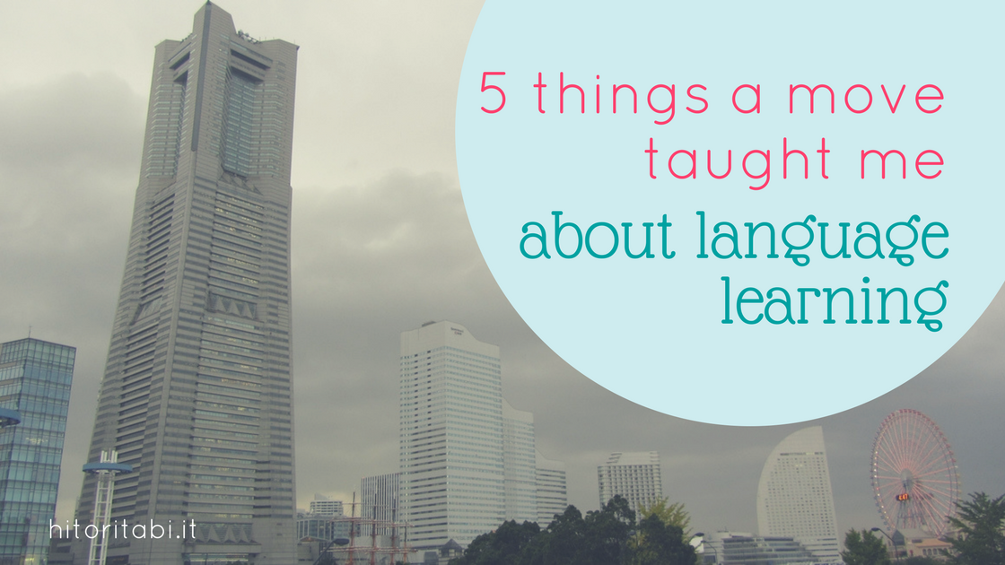 5 things a move taught me about language learning